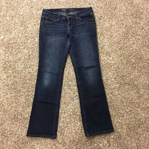 Mossimo blue jeans